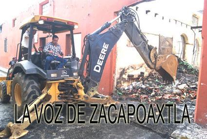 Daños superiores a cinco millones dejó incendio en Zacapoaxtla   La voz de Zacapoaxtla   Daño en propiedad ajena   Scoop.it