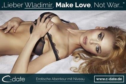 Make Love, Not War – Liebe statt Kriege | C-Date Studie – Casual Dating, Sex und Beziehungen | Scoop.it