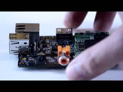 The HummingBoard Is a More Powerful, Upgradeable Raspberry Pi | Raspberry Pi | Scoop.it