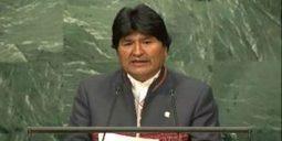 BOLIVIA - Evo Morales invita a Chile a finalizar conflicto territorial   PERU y GeoPOLITICA   Scoop.it