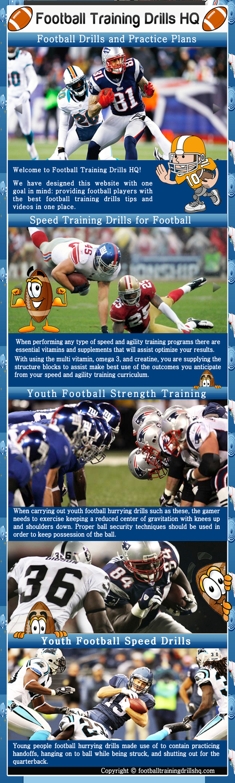 Speed Training Drills For Football | Speed Training Drills For Football | Scoop.it