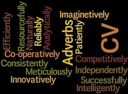 Top 15 Adverbs to Use on Your CV and Cover Letter   English Language   Scoop.it