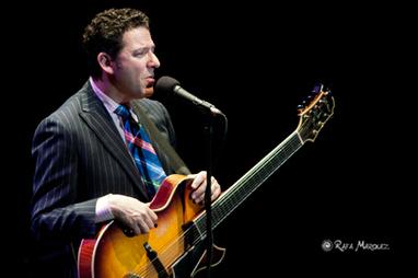 John Pizzarelli Quartet (XVI Festival Internacional de Jazz San Javier, San Javier, Murcia, 2013-07-10) | JAZZ I FOTOGRAFIA | Scoop.it
