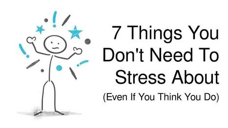 "7 Things You Don't Need To Stress About (Even If You Think You Do) | ""You Shall Not Pass"" 