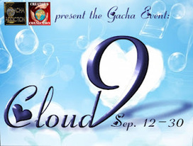 Cloud 9 Gatcha Event | A Collection of Second Life Blogs | Scoop.it