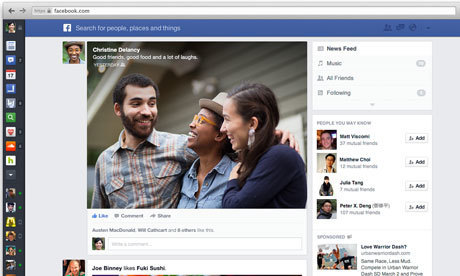 Facebook News feed | Click here to Join the waitlist to get the new homepage | K2 SEO Blog | Scoop.it