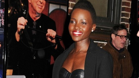 Lupita Nyong'o Not Surprised About Being Natural Hair Icon - BET | Blerds United | Scoop.it