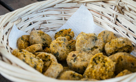 Crispy Superfood Quinoa Fritters | All Gluten Free All the Time | Scoop.it