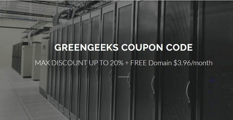 GreenGeeks Coupon Code Max Discount up to 20% | Google | Scoop.it