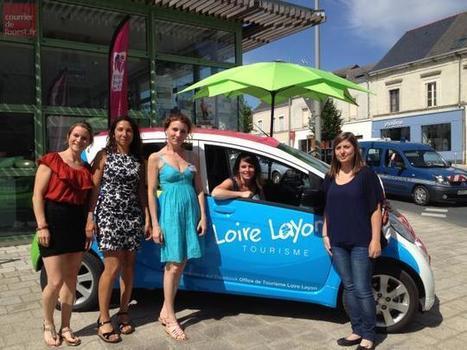 Chalonnes-sur-Loire. La voiture Topette sillonnera le territoire cet été   L'Office de Tourisme   Scoop.it