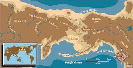 Ancient land of 'Beringia' gets protection from USA and Russia | Archaeology News | Scoop.it