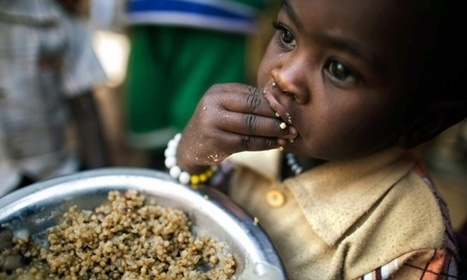 Progress on Millennium development goal on poverty and hunger. | The amazing world of Geography | Scoop.it