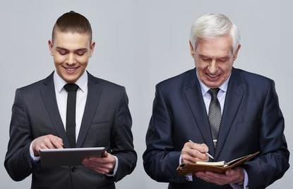 Data Generation Gap: Younger IT Workers Believe The Hype - InformationWeek | Open Disruptor - Technology Disruptions We Experience | Scoop.it