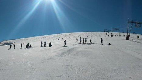 Du 18 juin au 27 août, la station des Deux Alpes propose le ski d'été   made in isere - 7 en 38   Scoop.it