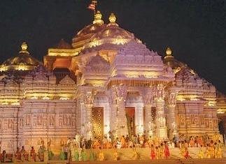 AKSHARDHAM TEMPLE ~ Indian Temple ~ INDIAN TEMPLE JMD   Indian Temple Yatra   Scoop.it