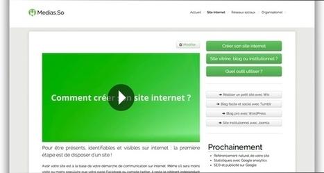 Medias.Sociaux - Formations sur la communication | Time to Learn | Scoop.it