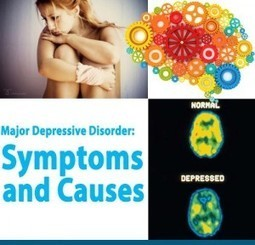 Causes, Symptoms and Treatment of Major Depressive Disorder | Symptoms, Diagnosis And Medication | Scoop.it