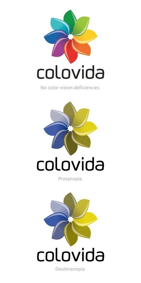 Designing logos for the color-blind | Brand Marketing & Branding | Scoop.it