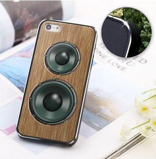 Wooden speakers iPhone 5 case | Apple iPhone and iPad news | Scoop.it