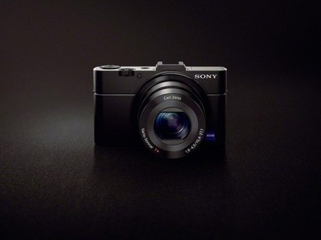 Sony unveils Cyber-shot RX100 II with NFC and Wi-Fi smarts - Stuff.tv   Sony RX series   Scoop.it
