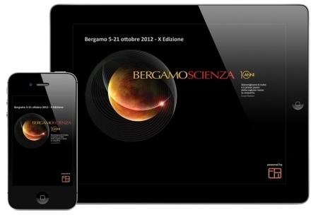 Le App di BergamoScienza 2012 | Med News | Scoop.it