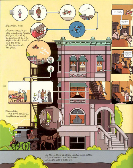 Building Stories, new Chris Ware graphic novel! | Our Lovely Enviroment | Scoop.it