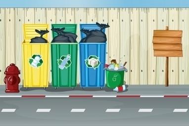 Nettoyant vide ordures | Matériaux Produits | Scoop.it