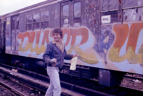 Graffiti's 'Golden Age' | Titans Music | Scoop.it