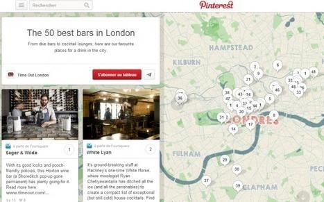 Pinterest, installation du second étage de la fusée touristique | Tourisme et marketing digital | Scoop.it