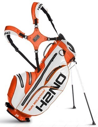 High Quality H2NO Stand Bags Online At Sun Mountain Golf!   Sun Mountain Golf   Scoop.it