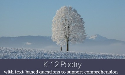 ReadWorks.org | Poems with Text-Based Questions | Languages, Cultures and Bilingualism | Scoop.it