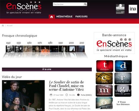 Théâtre : dossiers pédagogiques, ressources, exemples, exercices, outils numériques... | FLE, TICE & éducation aux médias | Scoop.it