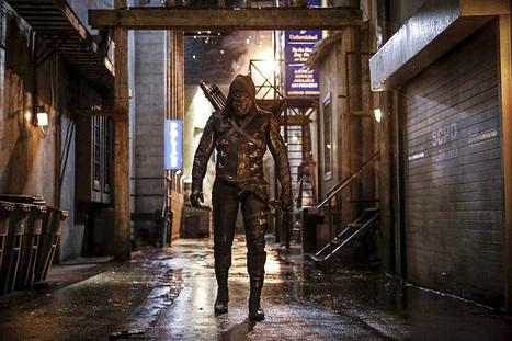 Arrow Season 5 Images Reveal the Villainous Prometheus | ARROWTV | Scoop.it