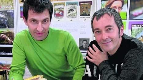 Tercer Premio Euskadi para Zubizarreta. Deia. Noticias de Bizkaia..   Patxi Zubizarreta   Scoop.it