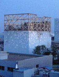 [Eng] Tepco commence à construire la couverce du réacteur 1 de Fukushima | The Mainichi Daily News | Japon : séisme, tsunami & conséquences | Scoop.it