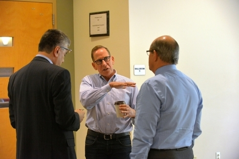 New Mexico business leaders gather with UNM students to discuss local 'business ecosystem' | The Golden Scoop | Scoop.it