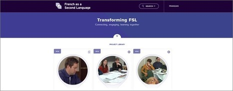 Curriculum Services Canada | CSC | Professional Learning for French as a Second Language | FSL | Scoop.it