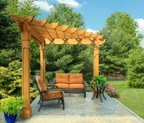 Innovative Technology Outdoor Furniture | Garden Shed Toronto | Scoop.it