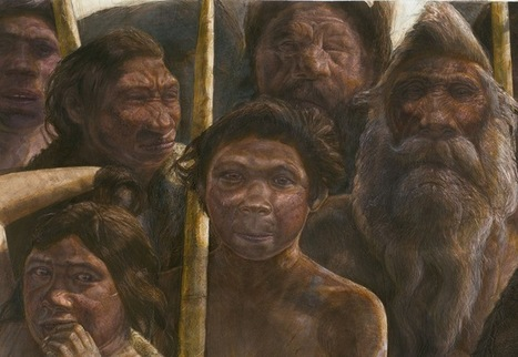 Oldest known human DNA reveals we're 'complete mongrels' | Virology and Bioinformatics from Virology.ca | Scoop.it