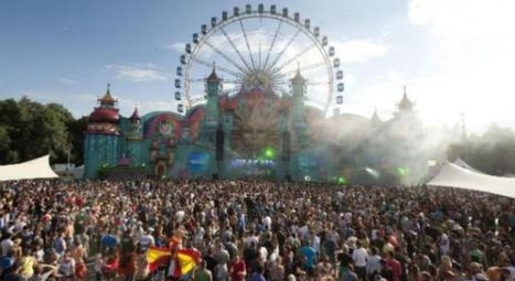 Le festival Tomorrowland espère se développer à l'échelle internationale | #ForestTimeline | Scoop.it