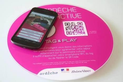 L'Ardèche à l'honneur à l'Internationale RFID CONGRESS à Marseille | Tag&Play: NFC, partagez en temps réel toutes vos informations | Scoop.it