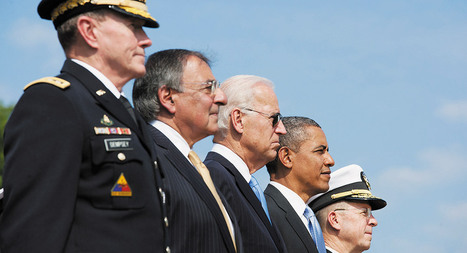 Obama vs. the Generals   Amit Aggarwal's BHS Government Scoops   Scoop.it