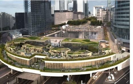 En 2017, le quartier de la Défense devrait retrouver de la verdure ! | Nature en Ville | Scoop.it