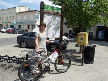 La Grande Champage se découvre à vélo | Demeure d'hôtes de charme en Charente | Scoop.it