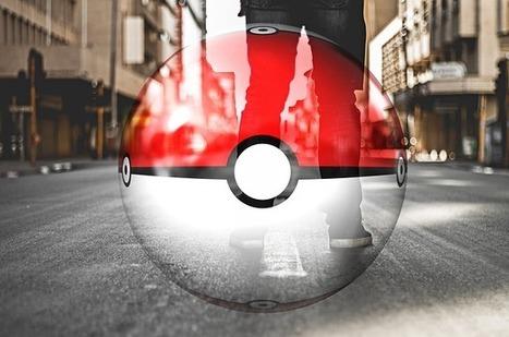 Pokémon GO: perspectives pour la formation, par Julian Alvarez | SeriousGame.be | Scoop.it