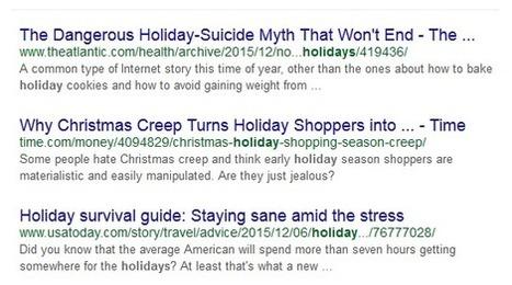 Google réduit les lignes de la description des in-depth articles dans les SERP | Veille : Référencement Naturel SEO | Scoop.it
