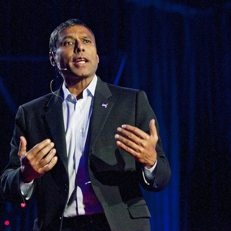 Naveen Jain: we'll be honeymooning on the Moon before you know it (Wired UK) | leapmind | Scoop.it