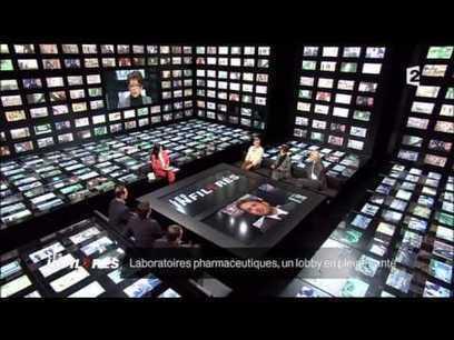 Les infiltrés France 2 _ Laboratoires pharmaceutiques - Un lobby en pleine santé 22 février 2013 | La rétention d'info des labo pharma | Scoop.it
