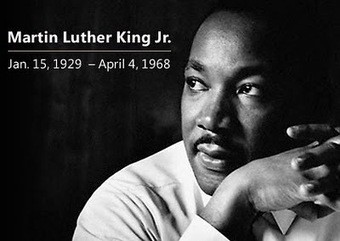 Dr. Martin Luther King, Jr: A True Servant Leader | The Daring Librarian | EdTech | Scoop.it