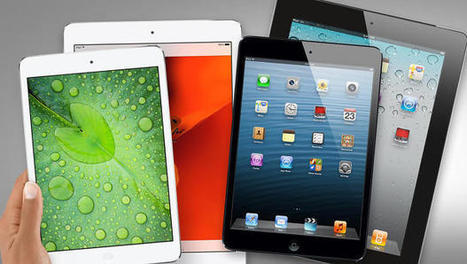 The iPad Is A Solved Design Problem | Coworking and Startups | Scoop.it